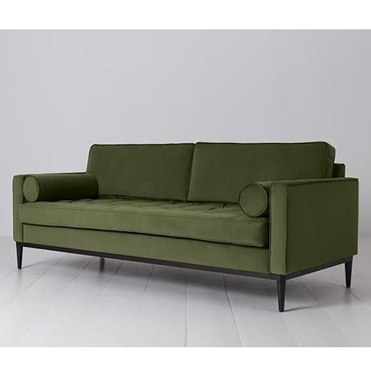 3 Seater Sofa, Model 02, Vine