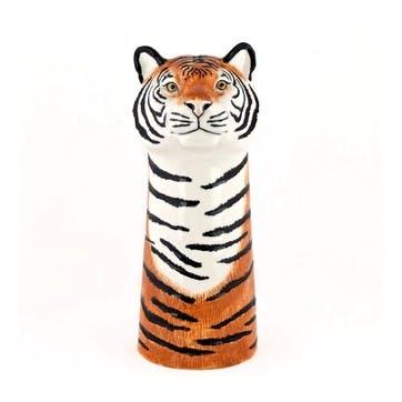 Tiger Flower Vase, H29cm