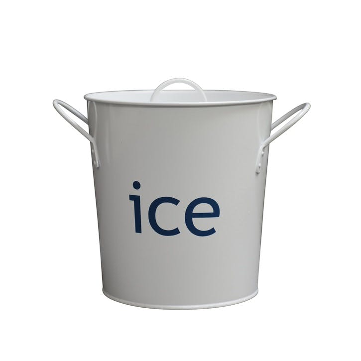 Summer Garden Ice Bucket