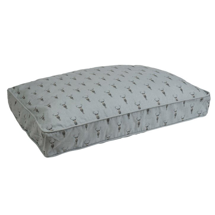 'Highland Stag' Pet Mattress, Large