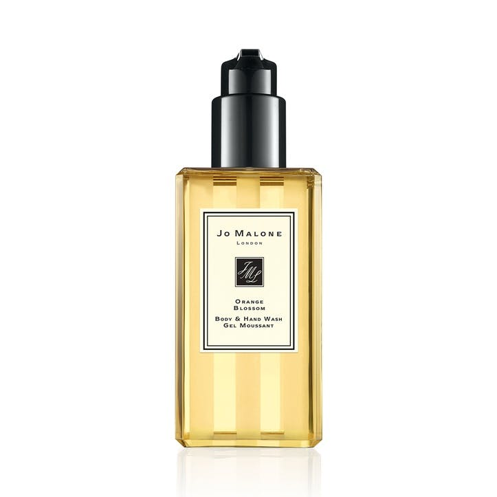 Body & Hand Wash, Orange Blossom, 250ml