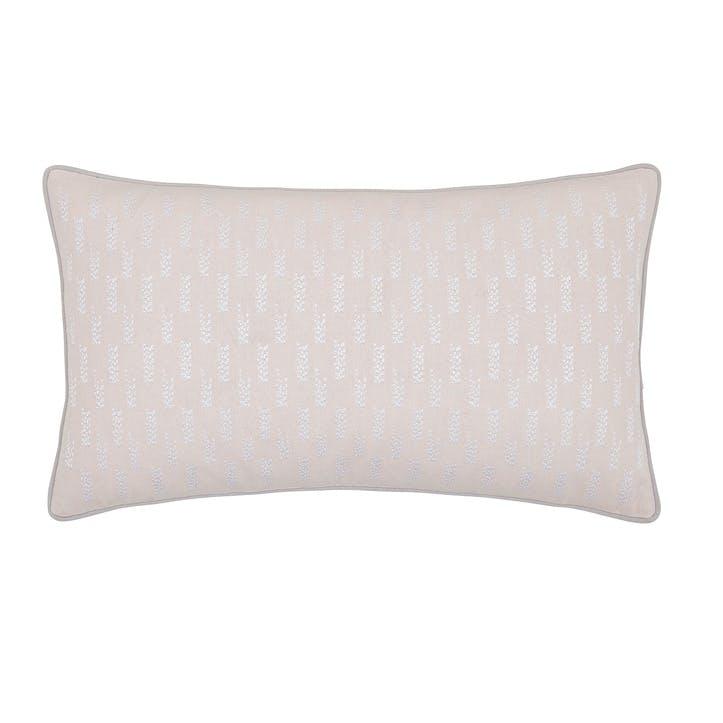 Misti Cushion, Blush