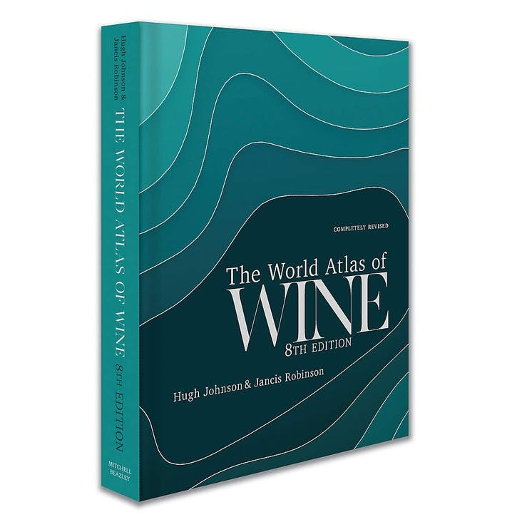 World Atlas of Wine, 8th Edition