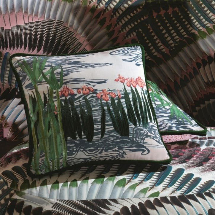 Ondine Bourgeon Cushion