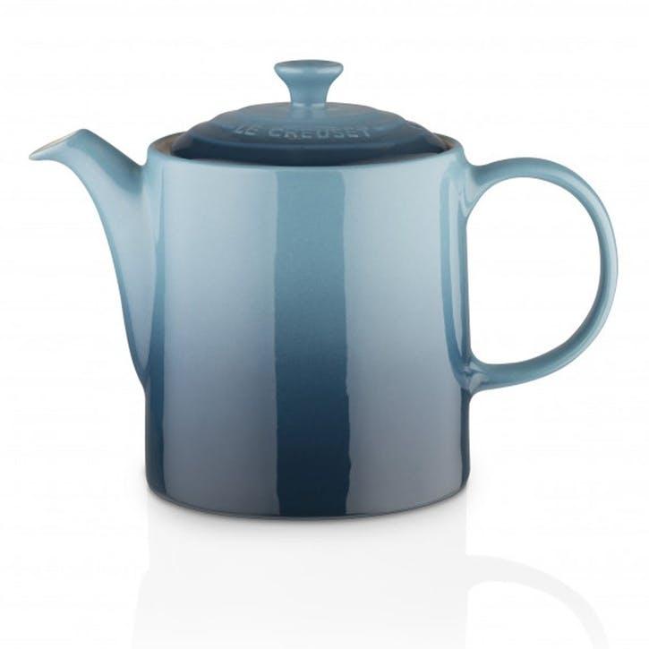 Stoneware Grand Teapot - 1.3L; Marine