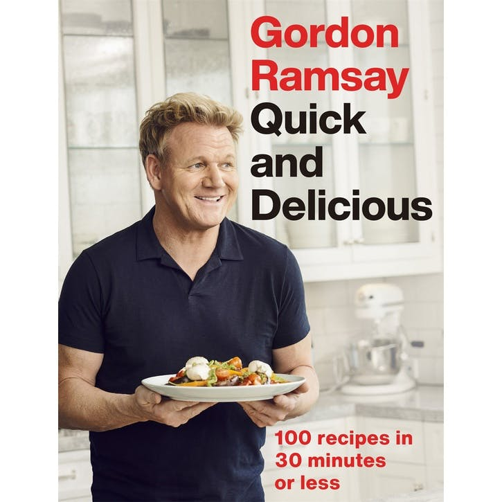 Gordon Ramsay's Quick & Delicious, Hardback
