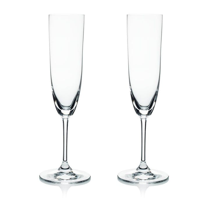Vinum Champagne Glasses, Set of 2