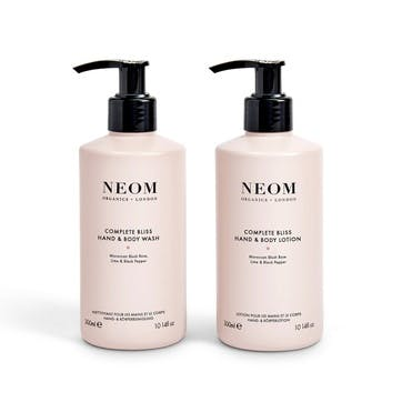 Scent to De-Stress, Complete Bliss Body & Hand Lotion, 300ml