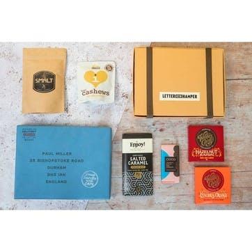 Chocolate Lovers Letter Box Hamper