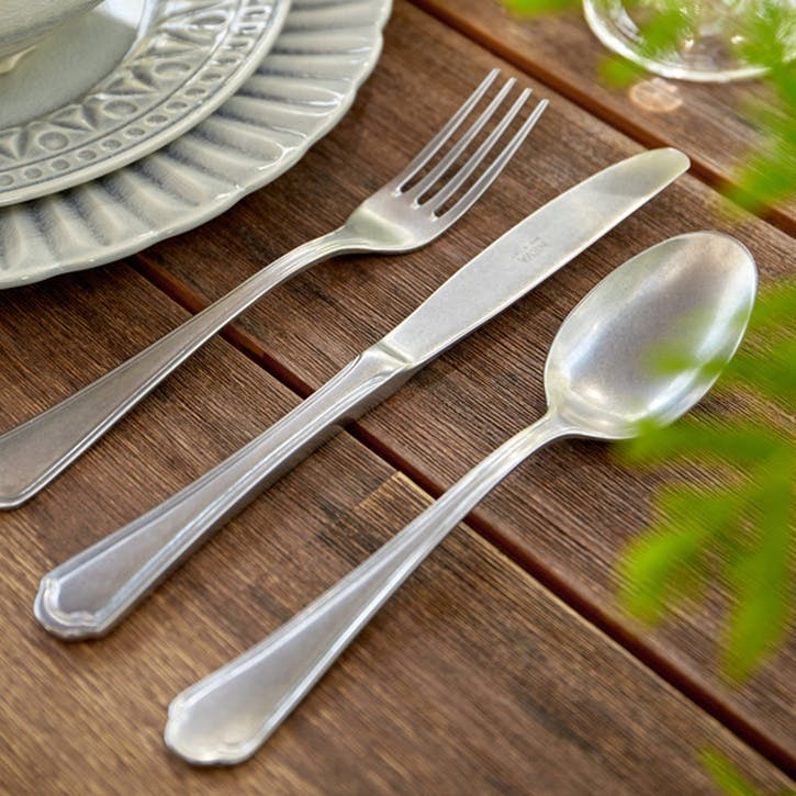 Lago Matte 24 Piece Cutlery Set
