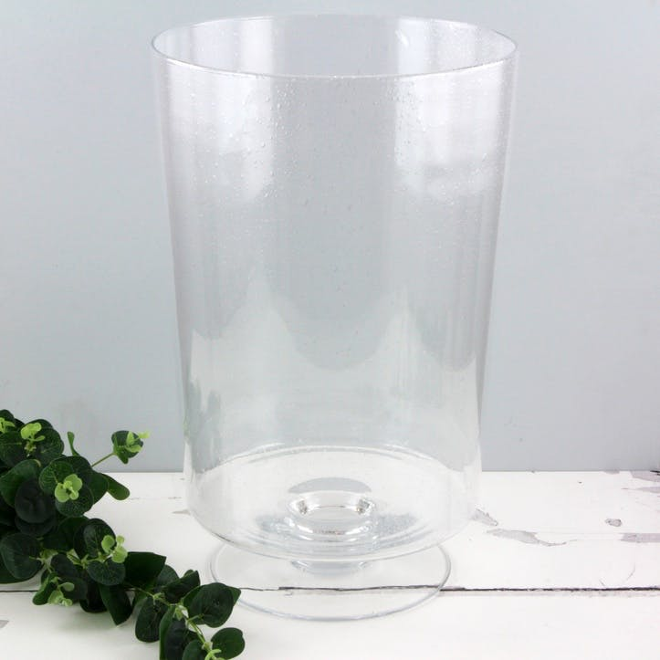 Bubble Glass Vase, Large