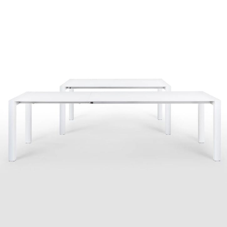 Bramante Extending Dining Table, White