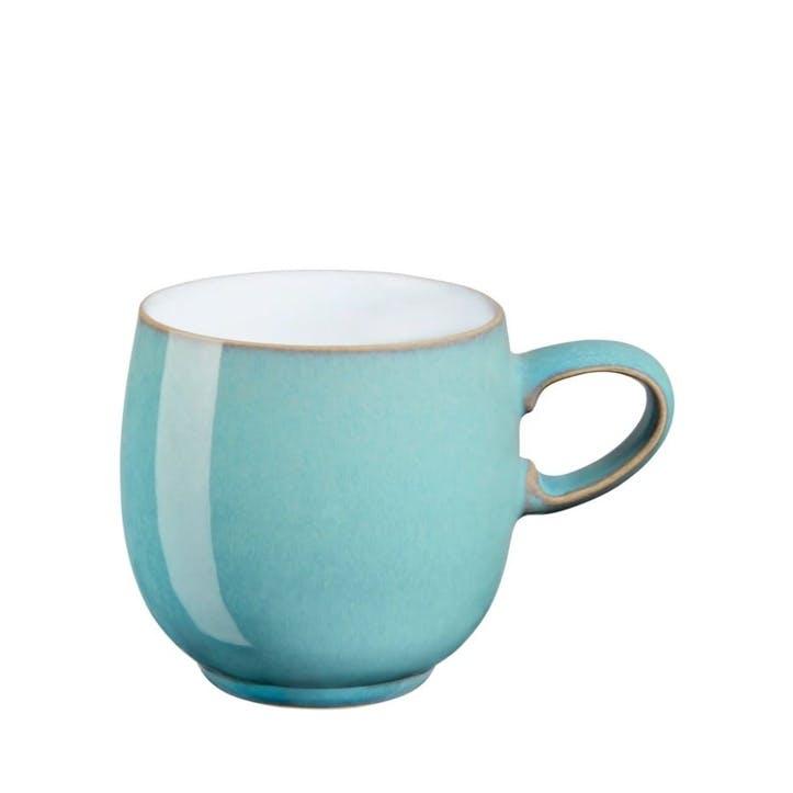 Azure Small Mug 310ml, Turquoise
