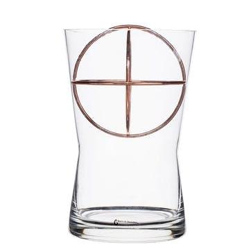 Sphere Vase Medium, Copper