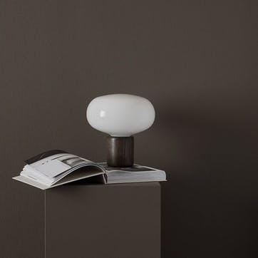 Karl-Johan, Table Lamp, D23cm, Opal Glass