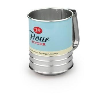 Retro 1960's Flour Sifter