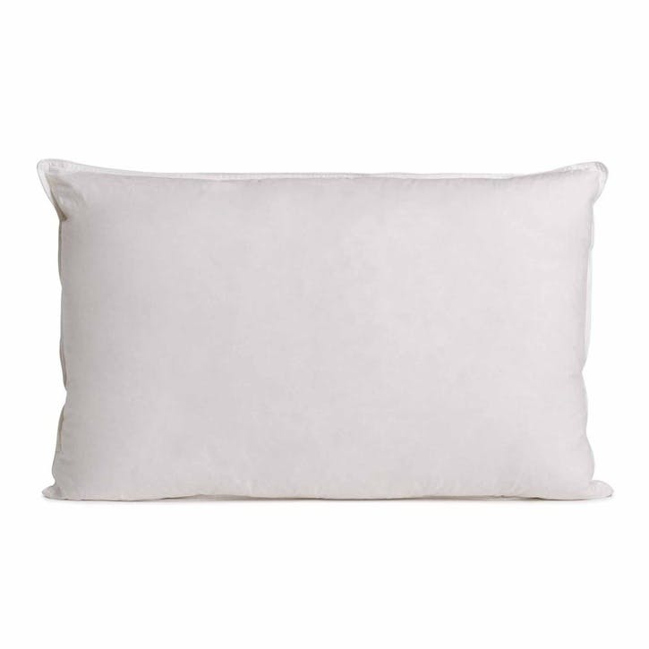 House Goose Down Pillow, King