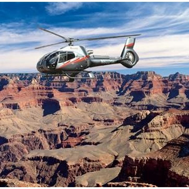 Grand Canyon Helicopter Trip £100