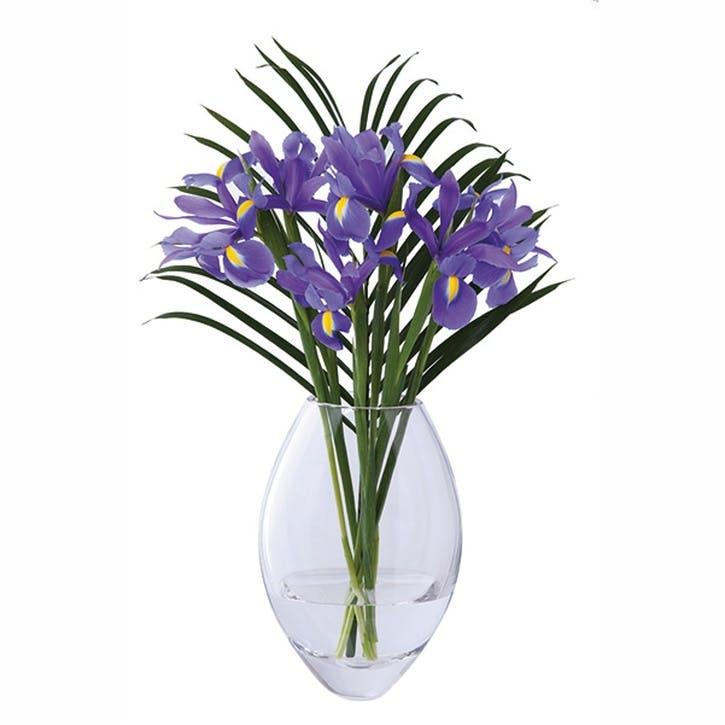 Opus Oval Vase Small