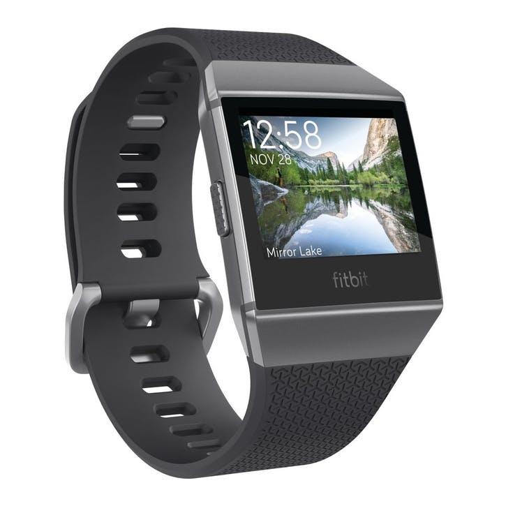 Ionic Smart Watch; Charcoal & Smoke Grey