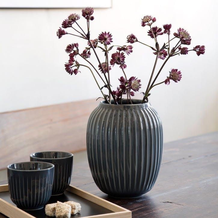 Hammershøi Vase, Medium, Anthracite