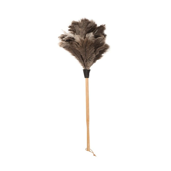 Ostrich Feather Duster, L44cm