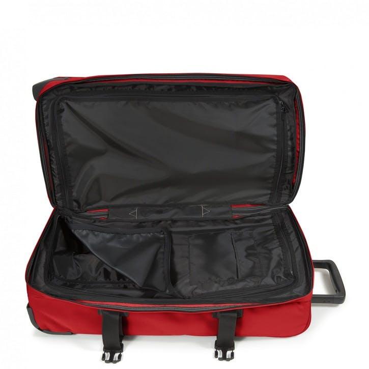 Tranverz Suitcase - Medium; Apple Pick Red