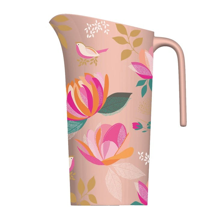 Peony Collection Melamine Jug