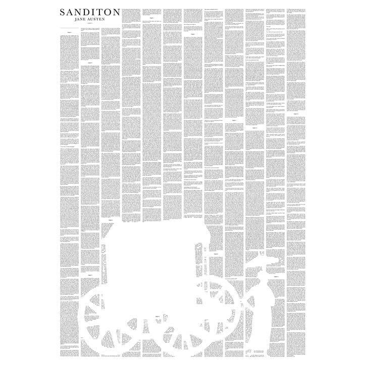 Sanditon Print