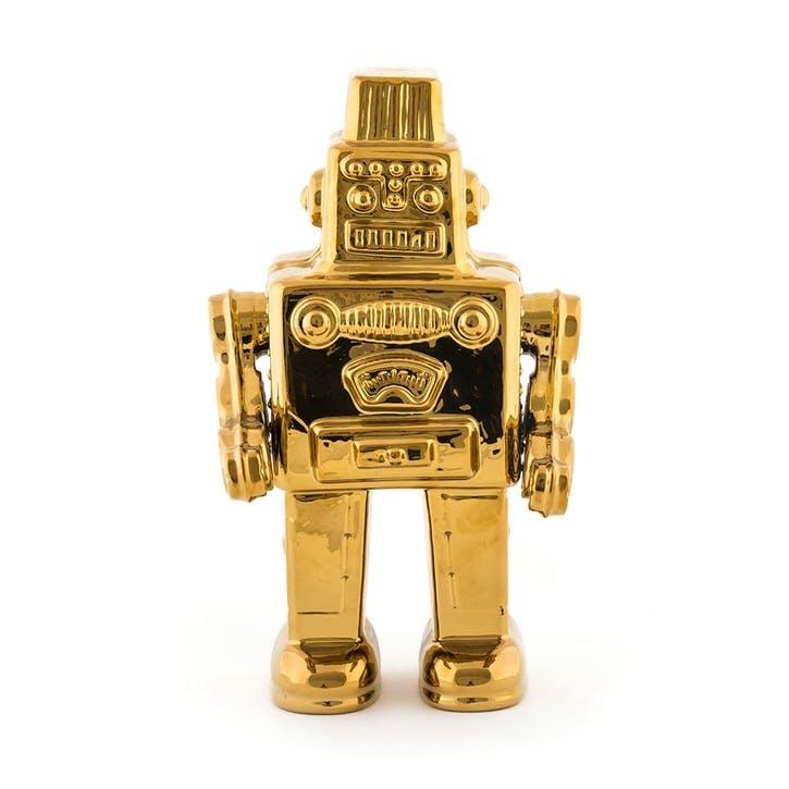 Robot, Memorabilia, Gold