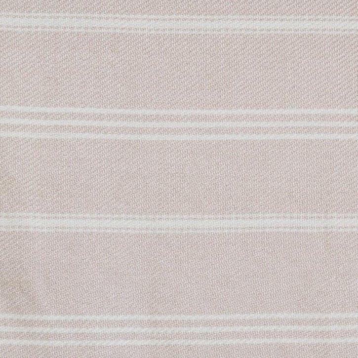 Oxford Stripe Blanket, 2.3 x 1.3m, Shell