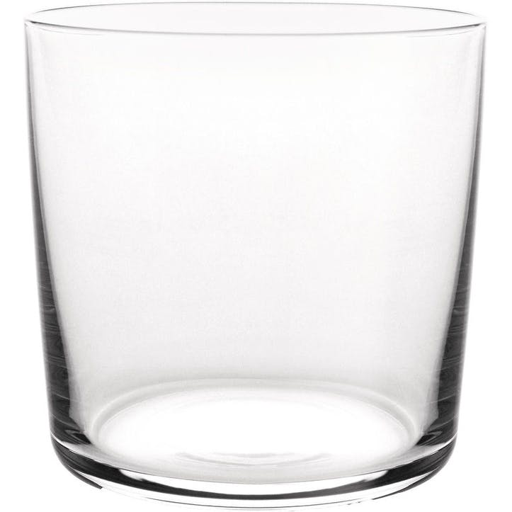 Glass Water Tumbler, Set of 4