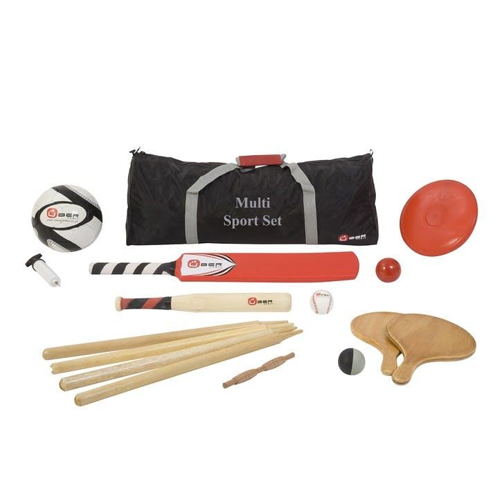 Multi Sports Set, 60cm, Red