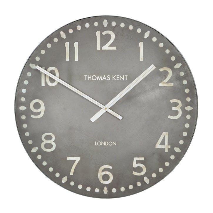 Wharf Clock, 76cm, Lead