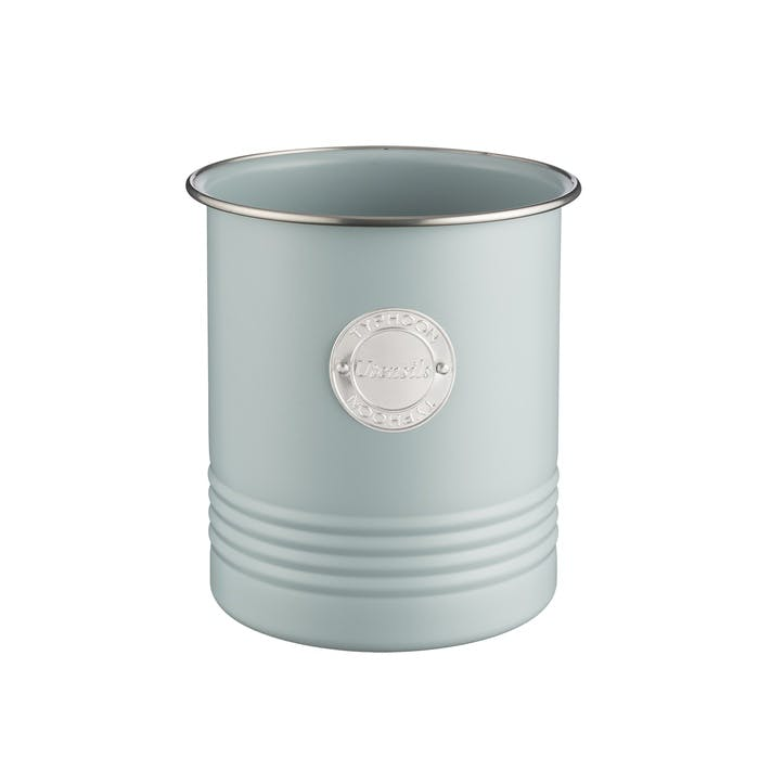 Living Utensil Pot, Blue