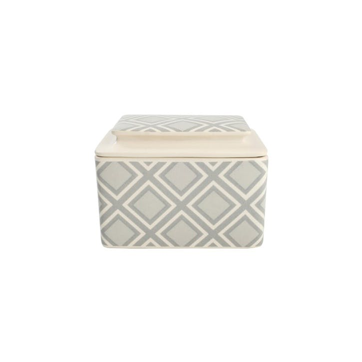 City Square Butter Dish