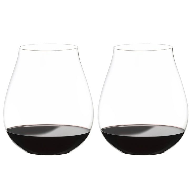 "Big ""O"" Pinot Noir Glass, Set of 2"