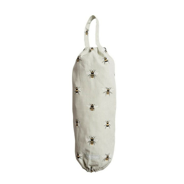 'Bees' Carrier Bag Holder