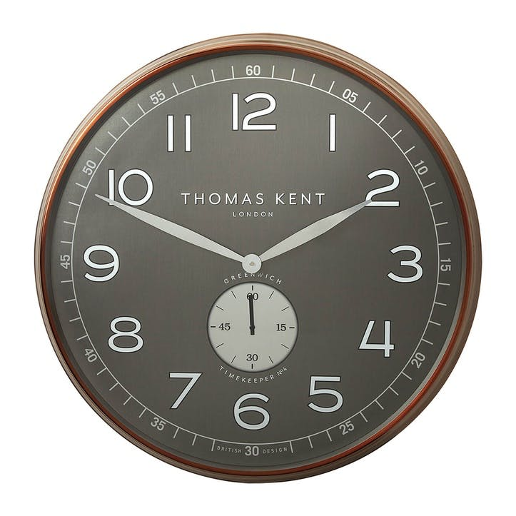 Greenwich Timekeeper No4 Clock, 76cm