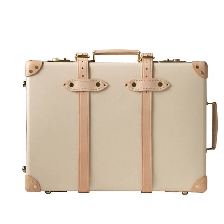 20 Inch Trolley Case; Ivory