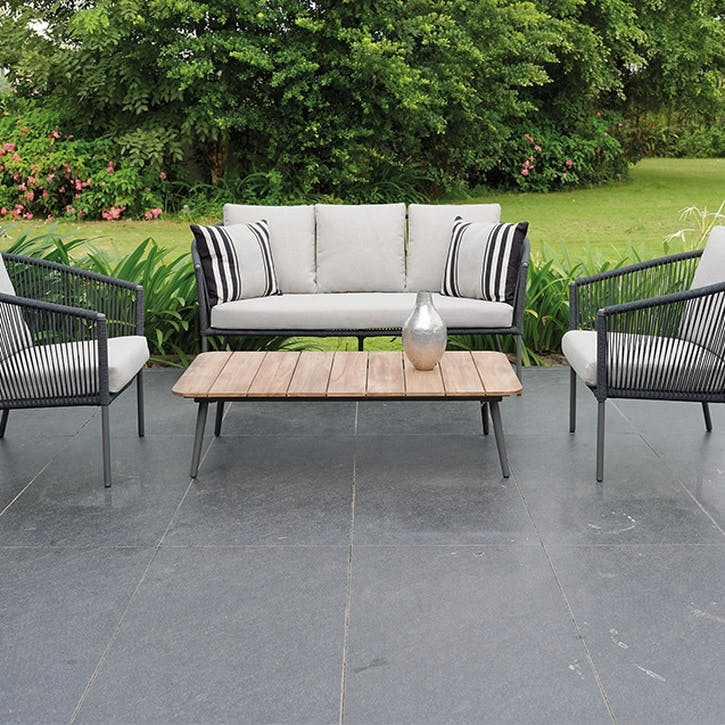 Reims Lounge Set, Grey