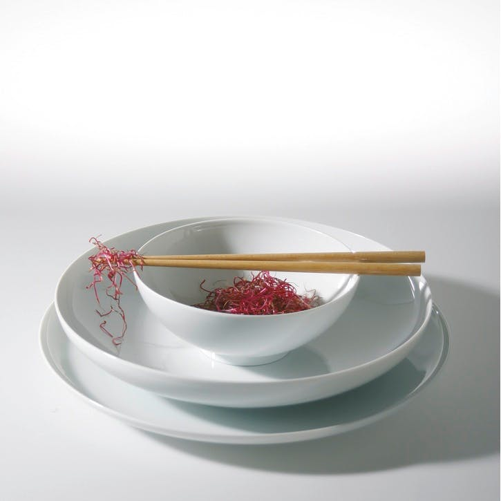Coupe Breakfast/ Dessert Plate