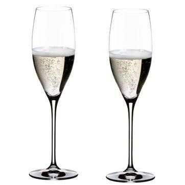 Vinum Cuvee Prestige Glasses, Set of 2