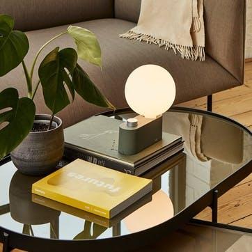 Alumina Table Lamp H28 x W15cm Sage