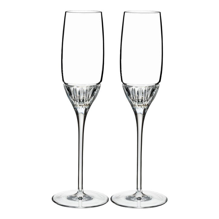 Marquis Addison Champagne Flute, Set of 2
