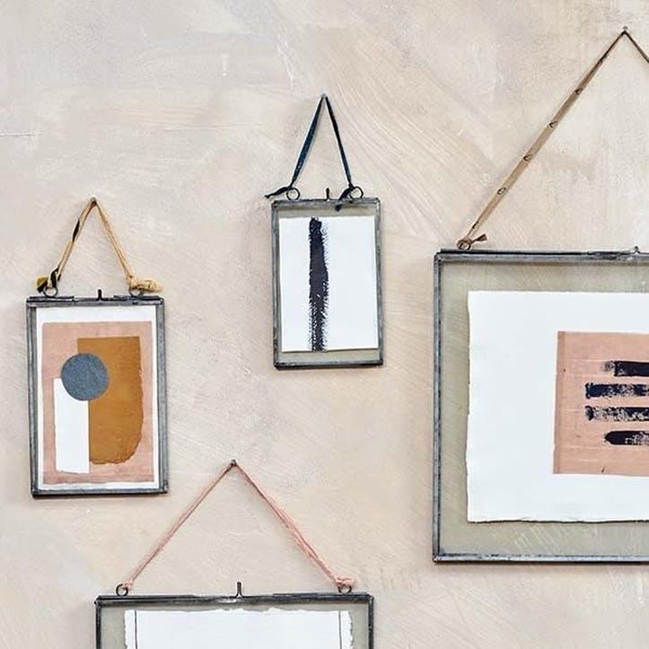 """Kiko Zinc Frame - 4 x 6"""", Portrait"""