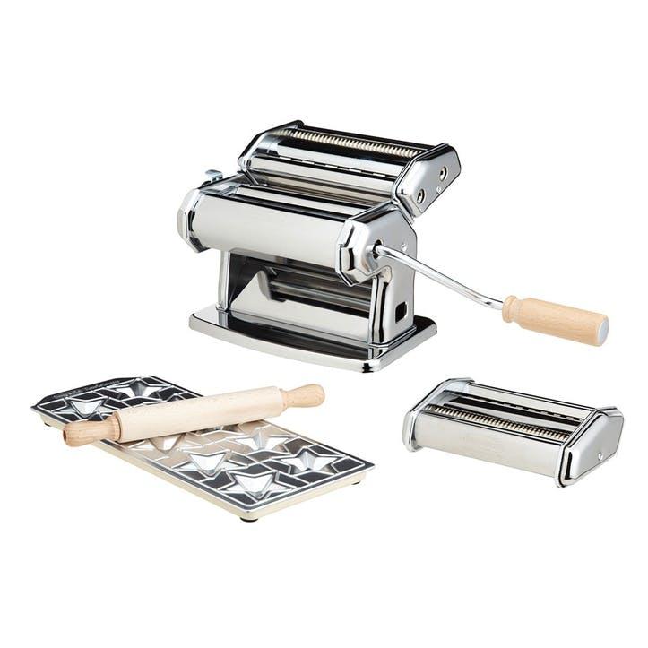 Italian Pasta Maker Gift Set