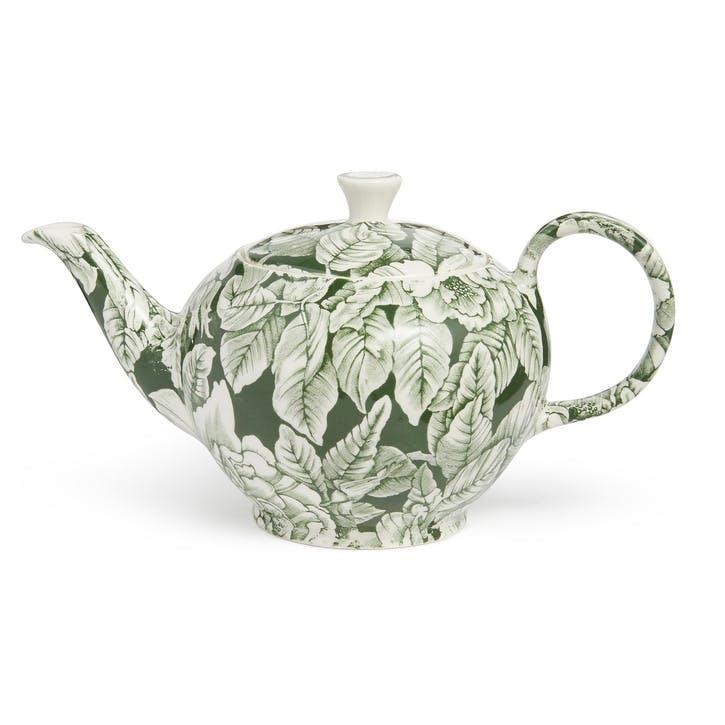 Burleigh Hibiscus Teapot