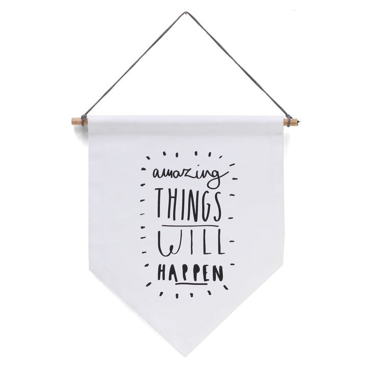 'Amazing Things' Banner