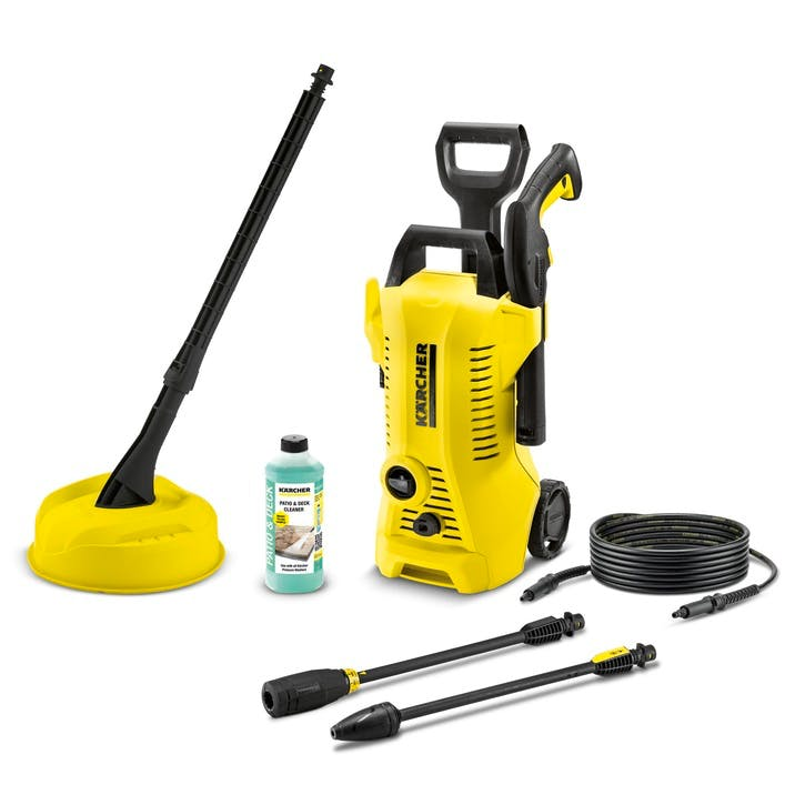 K2 Full Control Home Pressure Washer
